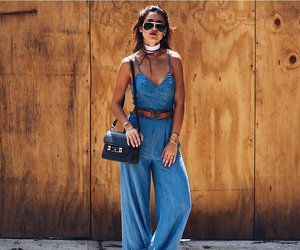 body, denim, and fashion image