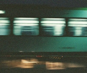 train, grunge, and vintage image