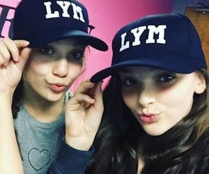 maddie ziegler and kendall vertes image