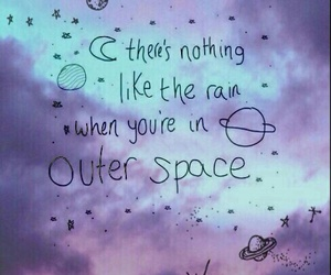 wallpaper, 5sos, and outer space image