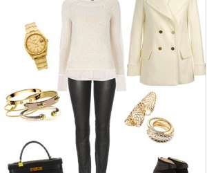 bracelets, Polyvore, and charlotte olympia image