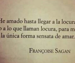 amor, frases, and locura image