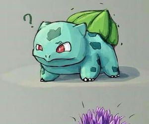 bulbasaur, pokemon, and anime image