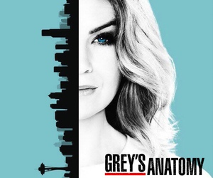 grey's anatomy, ellen pompeo, and meredith grey image