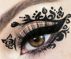 artistic and makeup image