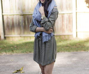 blogger, fall, and fashion image