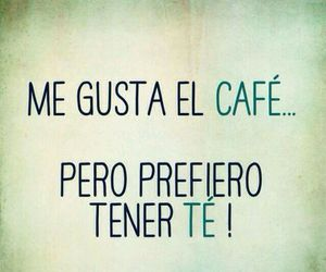 cafe, frases, and frases image