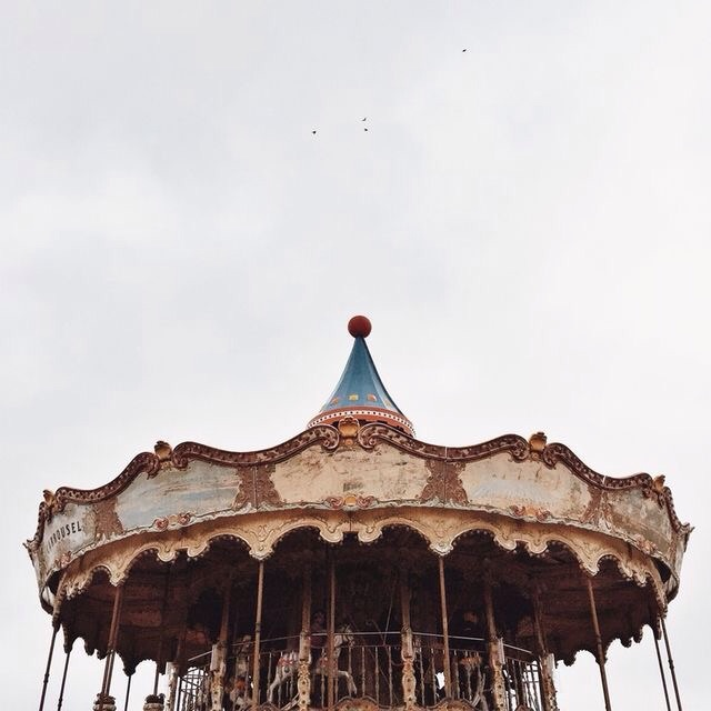 aesthetic, carousel, and circus image