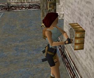 lara croft and tomb raider image
