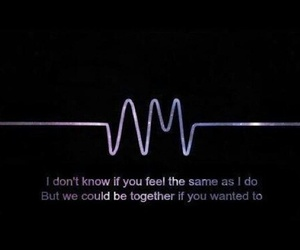 arctic monkeys, quotes, and Lyrics image