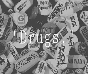 bands and drugs image