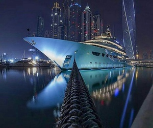 Dubai, luxury, and night image