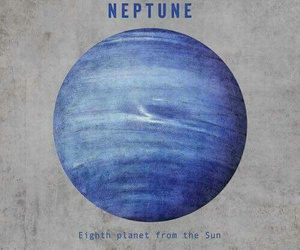 blue, eight, and neptune image