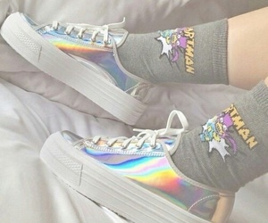 shoes, grunge, and socks image