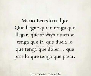 frases, mario benedetti, and frases en español image