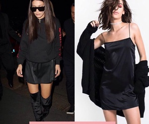 easel, steal her style, and bella hadid image