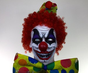 clowns, Halloween, and scary image
