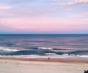 australia, beach, and blue image