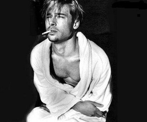brad pitt and love image