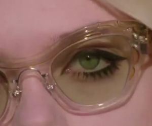 glasses, model, and elle faning image