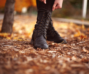 boots, colors, and fashion image