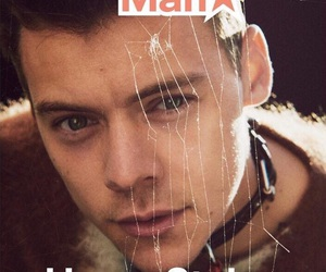 magazine, another man, and 1d image