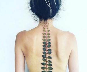 back, tatoo, and tatouage image