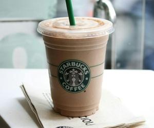 starbucks, coffee, and coffe image