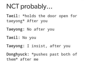 funny, kpop, and taeil image