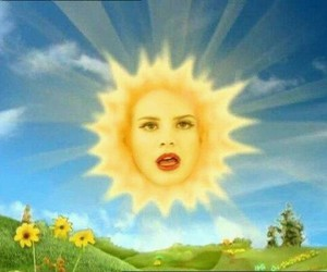 sun, funny, and teletubbies image