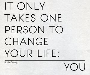 quote, life, and you image