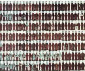 bottles, silkscreen, and unity image