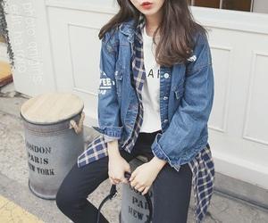 kfashion, style, and korean image