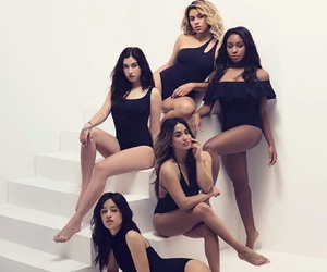low quality, ally brooke, and dinah jane hansen image