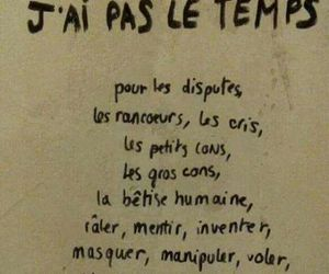 french, quotes, and time image