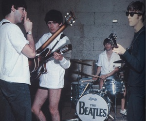 the beatles, beatles, and band image