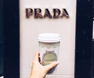 classy, lux, and coffee image