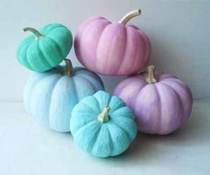Halloween and pastel image