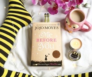 me before you and books image