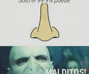 lord voldemort, harry potter, and voldi image