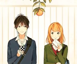 orange, anime, and naho image