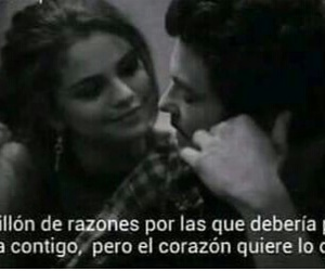 frases, selena gomez, and heart image
