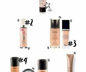 base, makeup, and marykay image