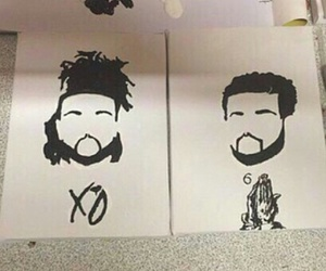 cyber, Drake, and xo image