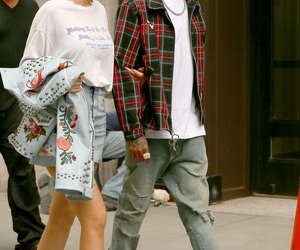 tyga, kylie jenner, and style image