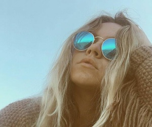 blond, boho, and hippie image