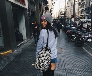 fashion, gangsta, and girl image