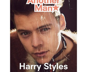 magazine, one direction, and Harry Styles image