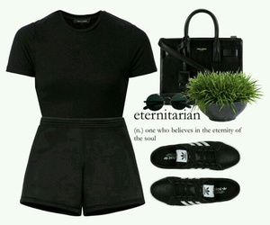 clothes, cool, and dark image