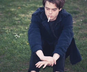 charlie heaton, netflix, and stranger things image